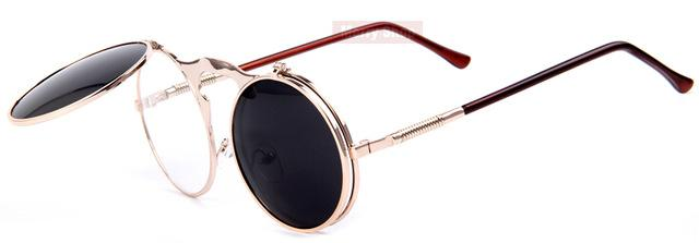 99f62daf99f15 Óculos Vintage Punk Baby