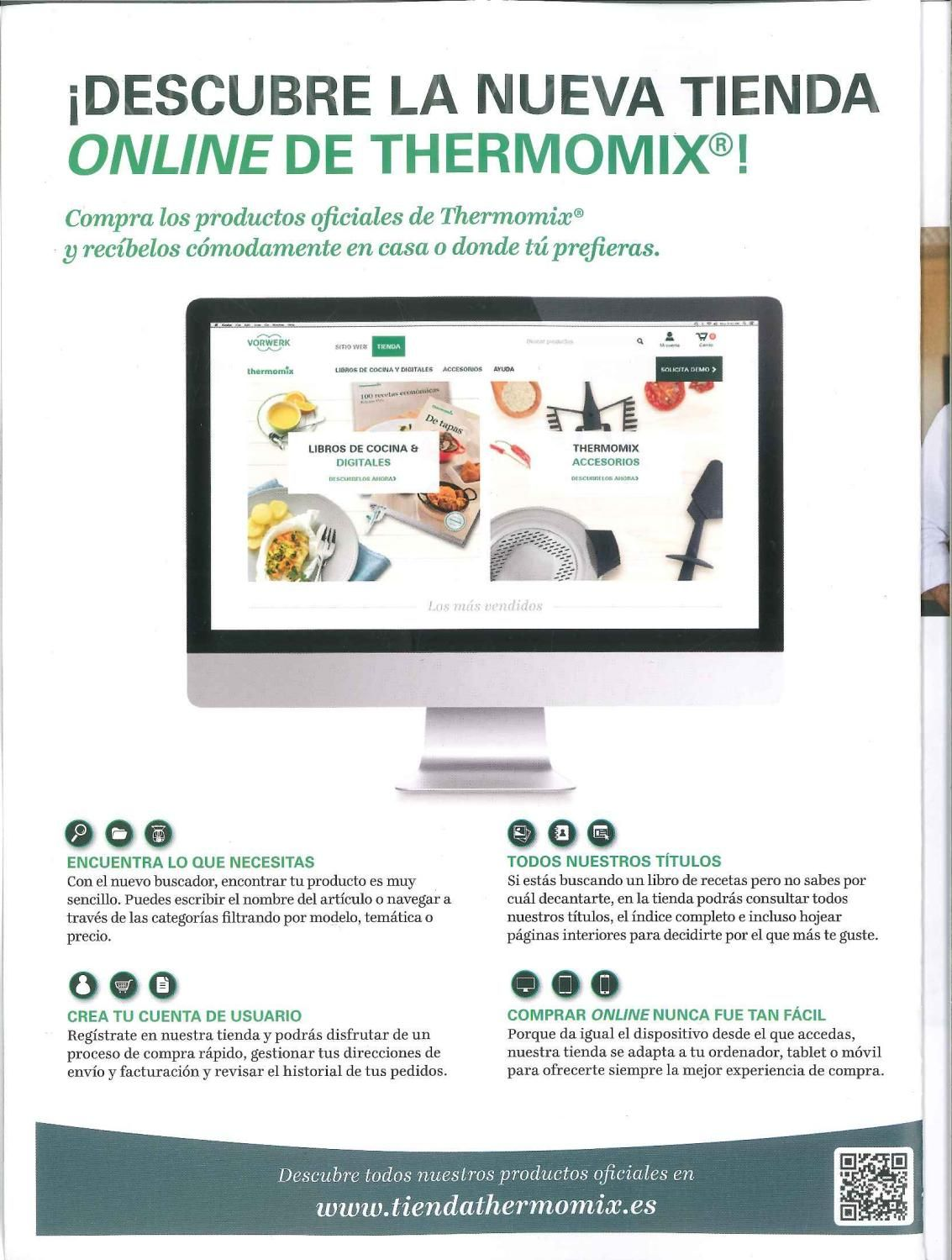 Thermomix Magazine Nº 99 Enero 17 Proyectos Que Intentar