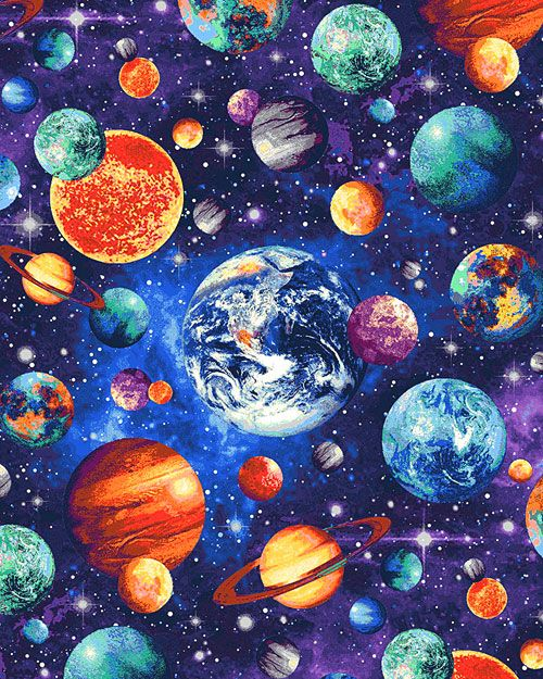 Stonehenge Out Of This World Planet Party Dk Blue Glow Galaxy Art Painting Planets Art Planet Painting Out of this world wallpaper