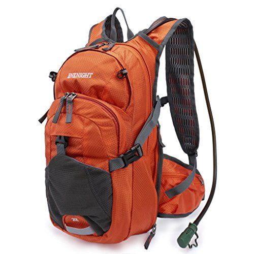 e01aa4aaef ENKNIGHT 20L Waterproof Cycling Hydration Backpack Travel Bag Hiking Daypack  Orange    Learn more by visiting the image link.