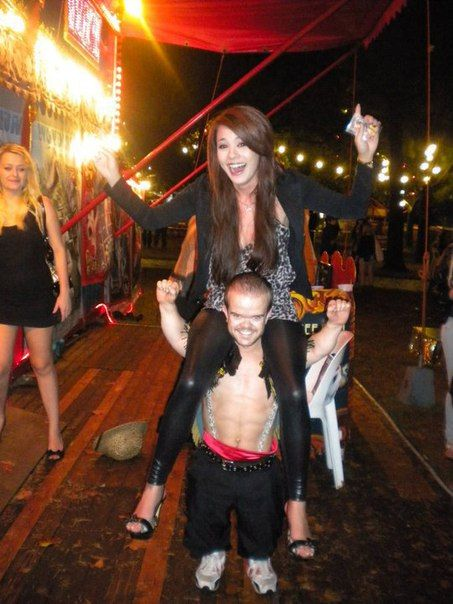 Embarrassing femdom party — img 5