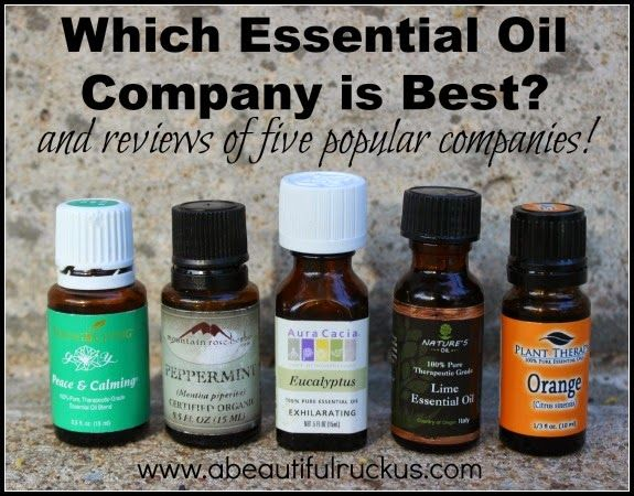 Which essential oil company is best? | Fitness | Essential