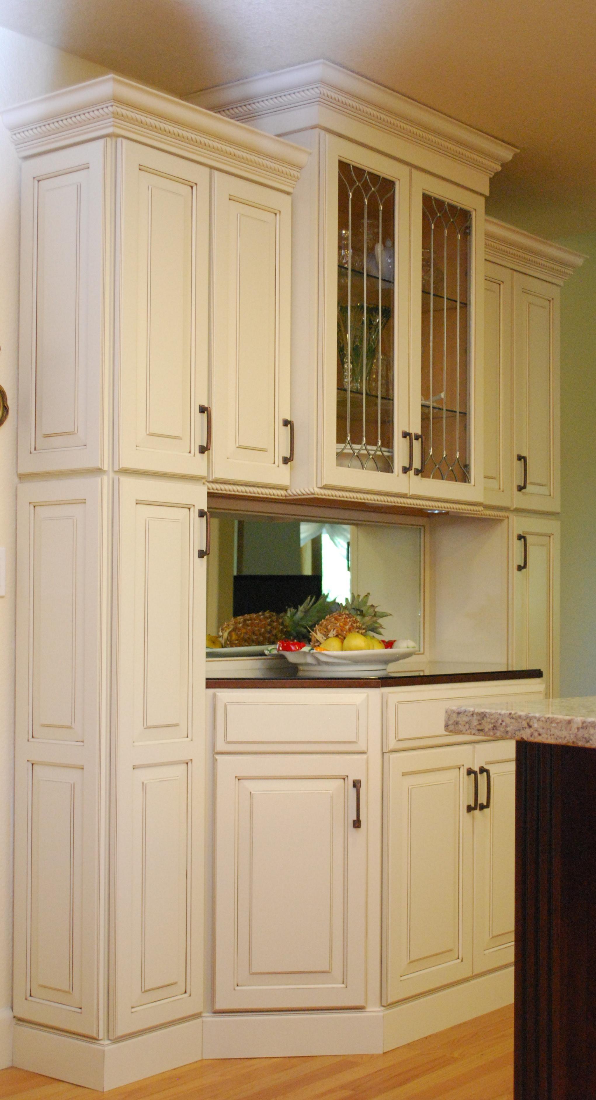 Waypoint Living Spaces Kitchen Cabinet Design Modern Kitchen Cabinets Kitchen Cabinet Styles