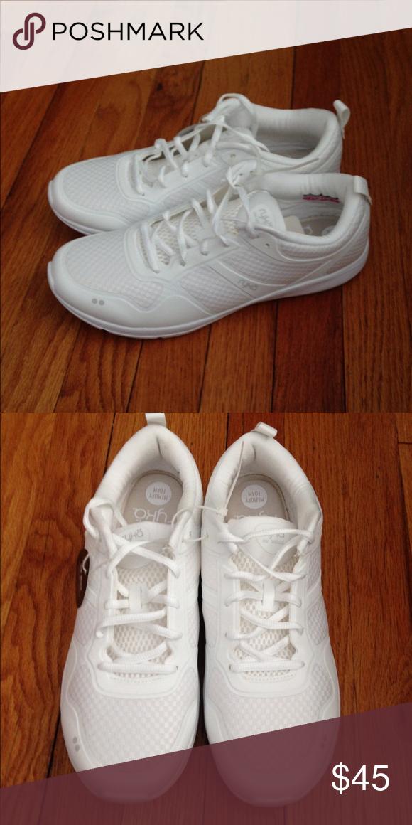Brand New ryka shoes White Sneaker Slip