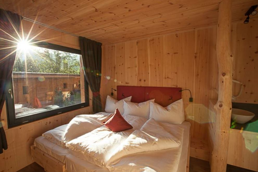camping lodges appartements seiser alm in s dtirol. Black Bedroom Furniture Sets. Home Design Ideas