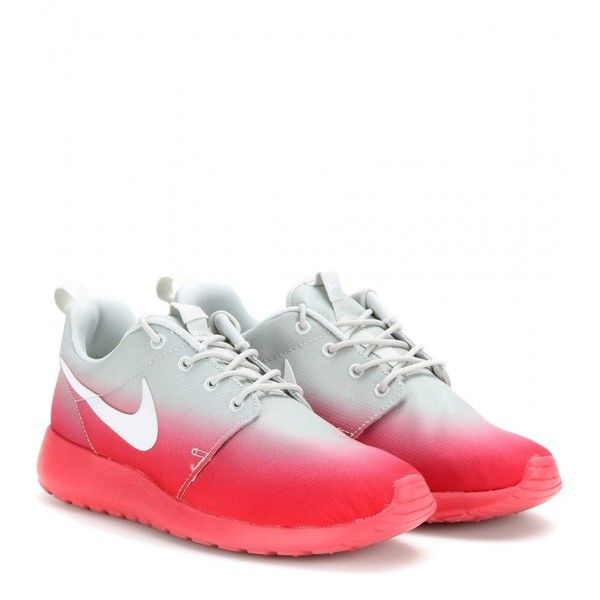 Nike Nike Roshe Run Sneakers ( 105) ❤ liked on Polyvore featuring shoes cb508e9fc