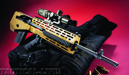 Let's take a look back at the March 2012 issue of TACTICAL WEAPONS...ROGUE SOCOM II (video): The M1A 7.62x51mm powerhouse goes bullpup and suppressed! http://ow.ly/mLhgC #rogue #socom #M1A #pullpup #suppressor #firearms #guns #military #police
