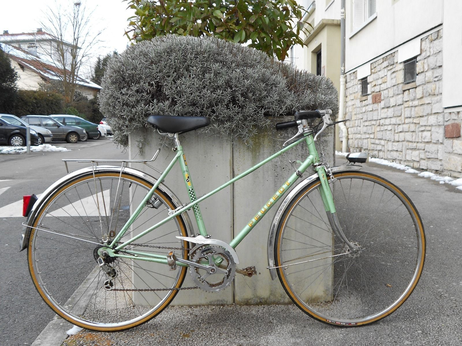 "vélo ""peugeot"" record du monde vélo ancien old bike bici epoca"