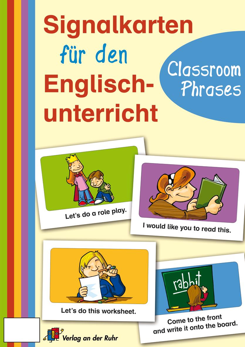 Signalkarten für den Englischunterricht | Englischunterricht ...