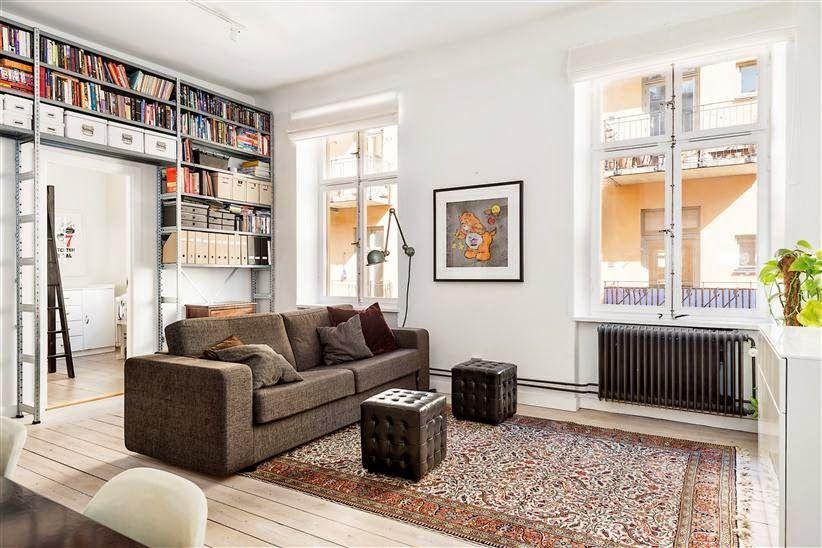 Apartamento com sensação de loft