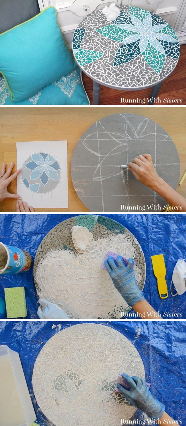 15 simple DIY mosaic projects for home decor