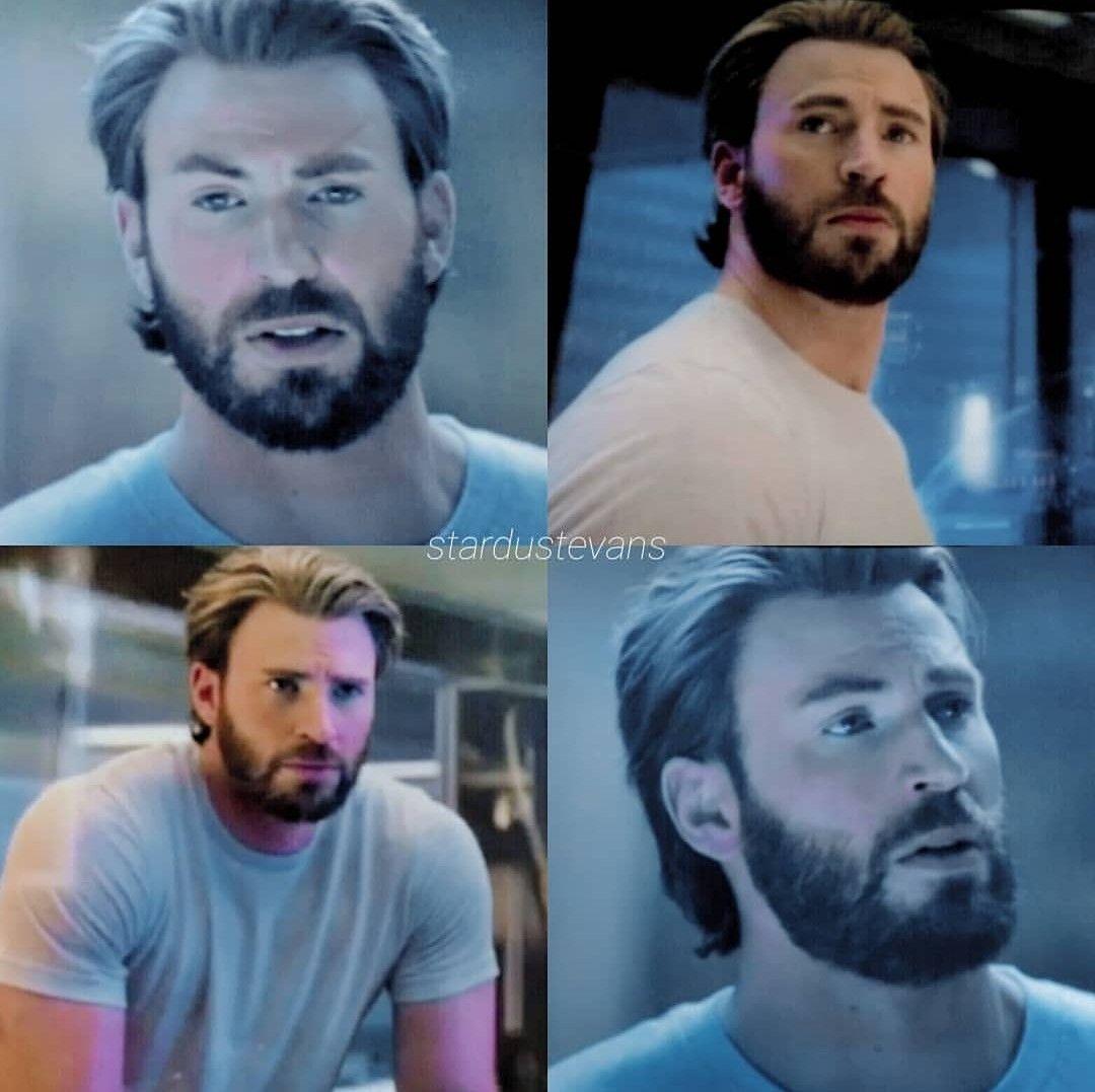 Post Credit Scene (from Captain Marvel) Pics Of Steve