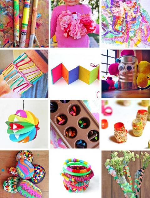 80 Easy Creative Projects For Kids Crafty Kids Pinterest