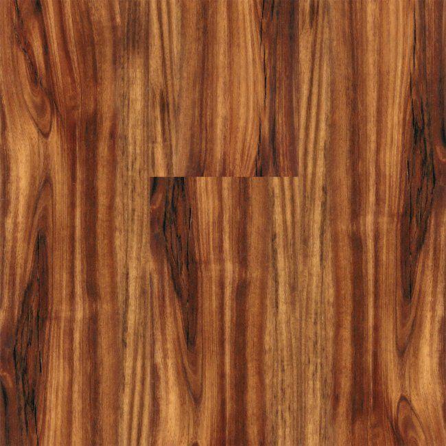 Tranquility 5mm Golden Teak Click Resilient Vinyl Lumber