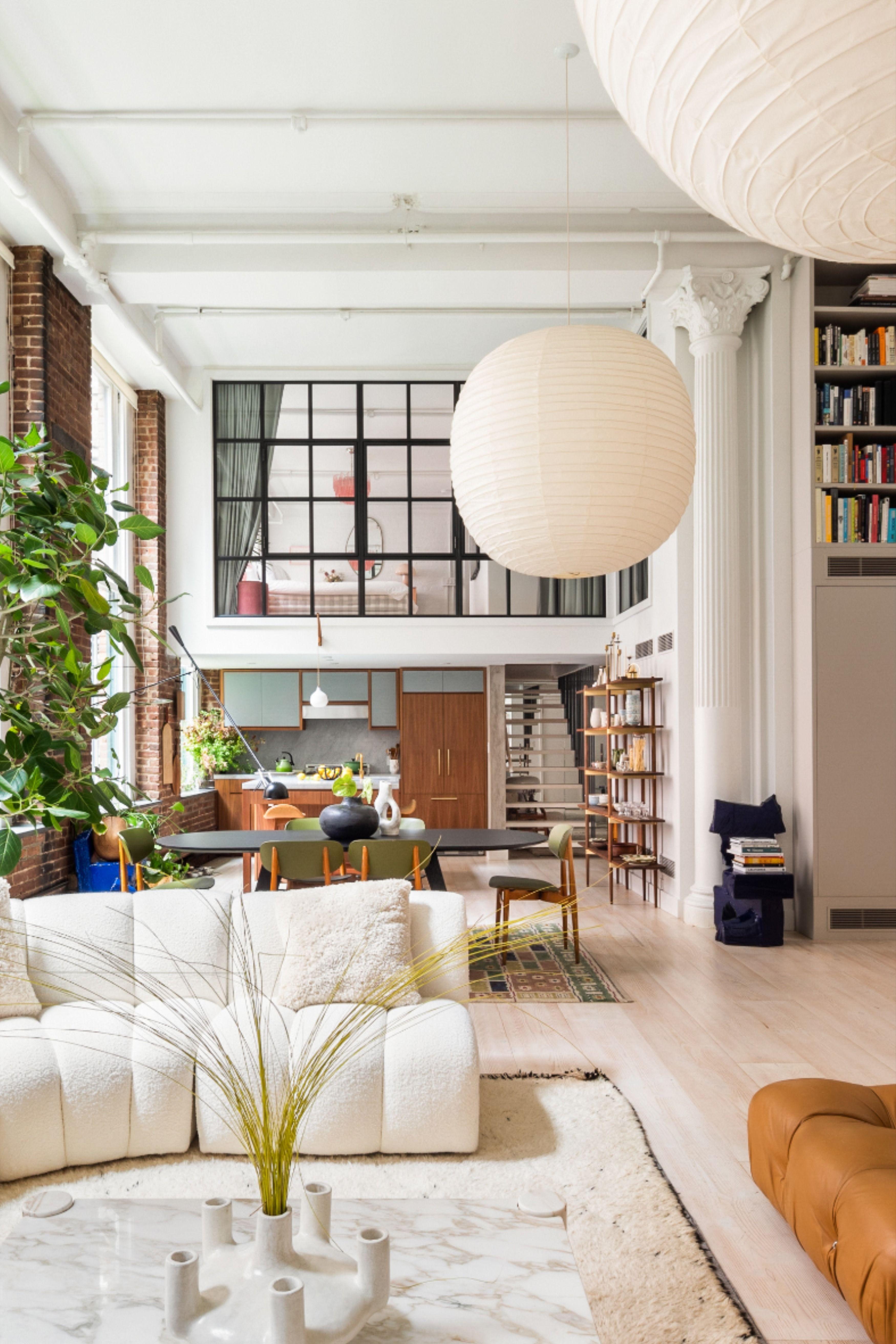 A Trio Of Minimalist Manhattan Lofts On The Market Right Now In 2021 Loft Interiors Apartment Design Loft Design