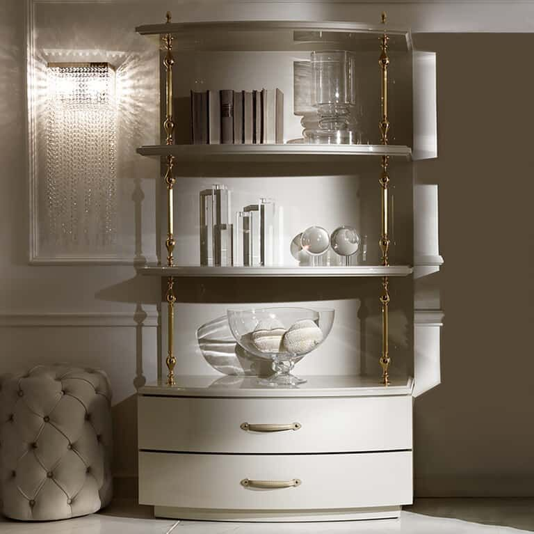 Luxury Modern Italian Display Shelves In 2020 (With Images