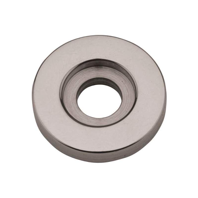Baldwin 4989 5/8 Inch Diameter Cabinet Pull Back Plate Oil Rubbed ...