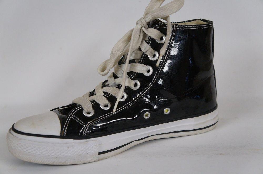 PATENT Levis Shoes Shiny Pocket size