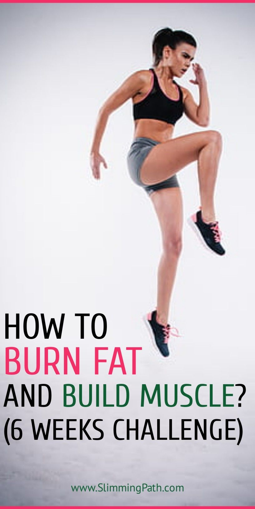 How To Burn Fat and Build Muscle FAST?