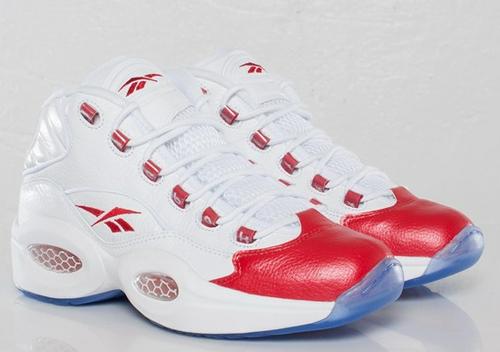 half off 46039 717c6 Allen Iverson Reebok Question Sneakers Mid - Available at SneakersnStuff -   crispculture