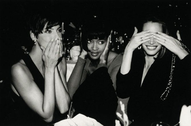 Linda, Naomi and Christy  Epic!