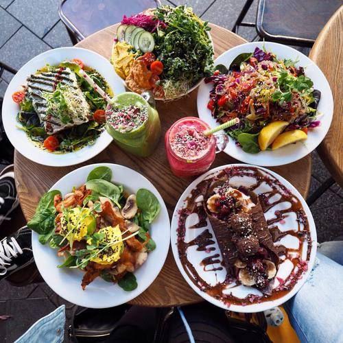 Salad   Healthy   Smoothie
