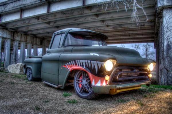 Monster 57 Chevy <<< repinned by www.BlickeDeeler.de | Follow us on #Facebook > www.facebook.com/BlickeDeeler