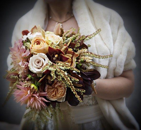 magnificent bouquet by Petalena Flowers