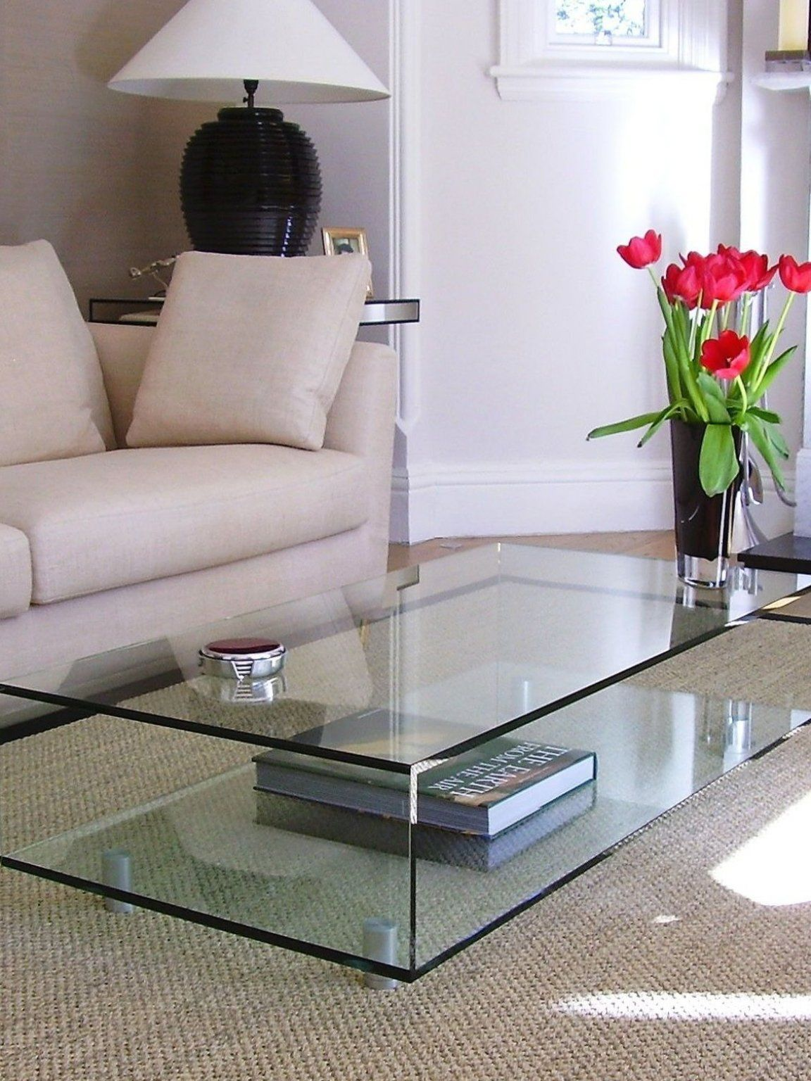 Classic Glass Coffee Table Glassdomain Table Tabledesign Engagement In 2020 Glass Table Living Room Coffee Table Decor Living Room Coffee Table Living Room Modern