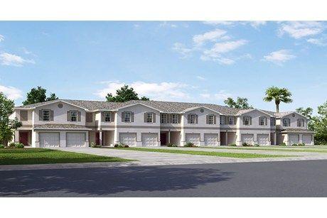 The Hammocks at Summerfield Crossings The Hampton 1,634 sq. ft. 3 Bedrooms 2 Bathrooms 1 Half bathroom 1 Car Garage 2 Stories Riverview Florida 33579