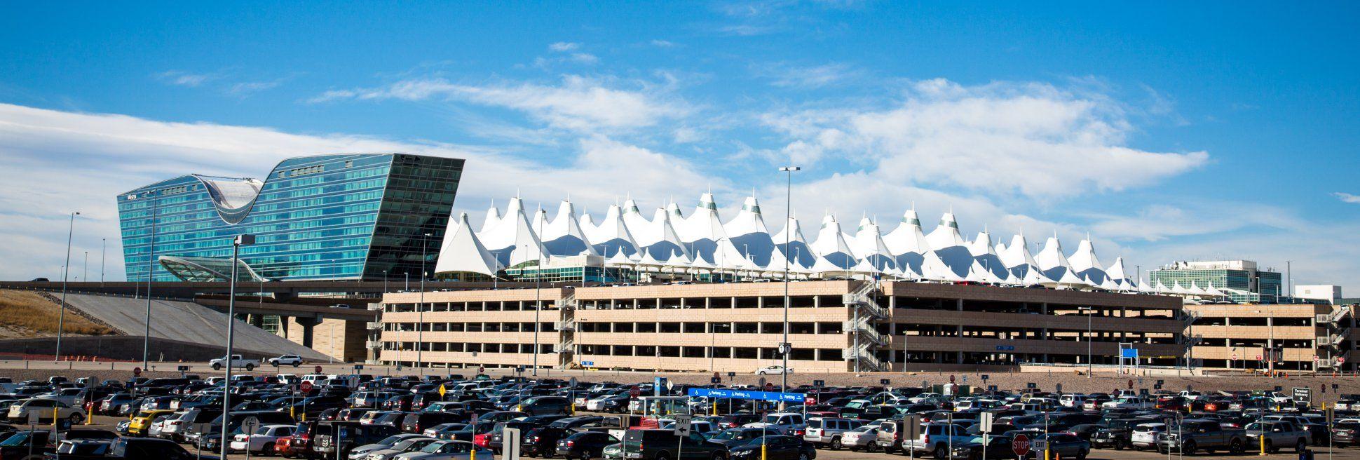 Remember Where I Parked Denver International Airport Denver International Airport Denver Travel Airport Parking