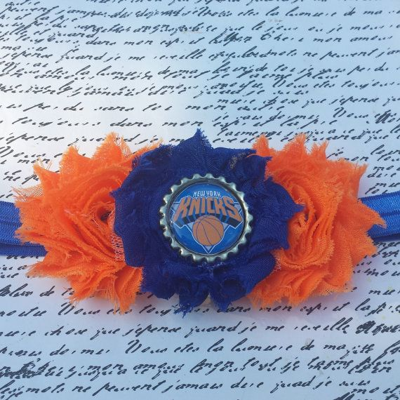 Knicks Headband/ Basketball Headband / New Yorks Knicks