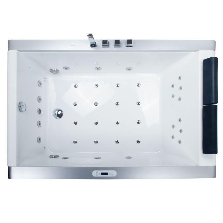 Badezimmer Eago Whirlpool Am151 1jdtsz 180x120 Links Dampfdusche Farblichttherapie Badezimmer