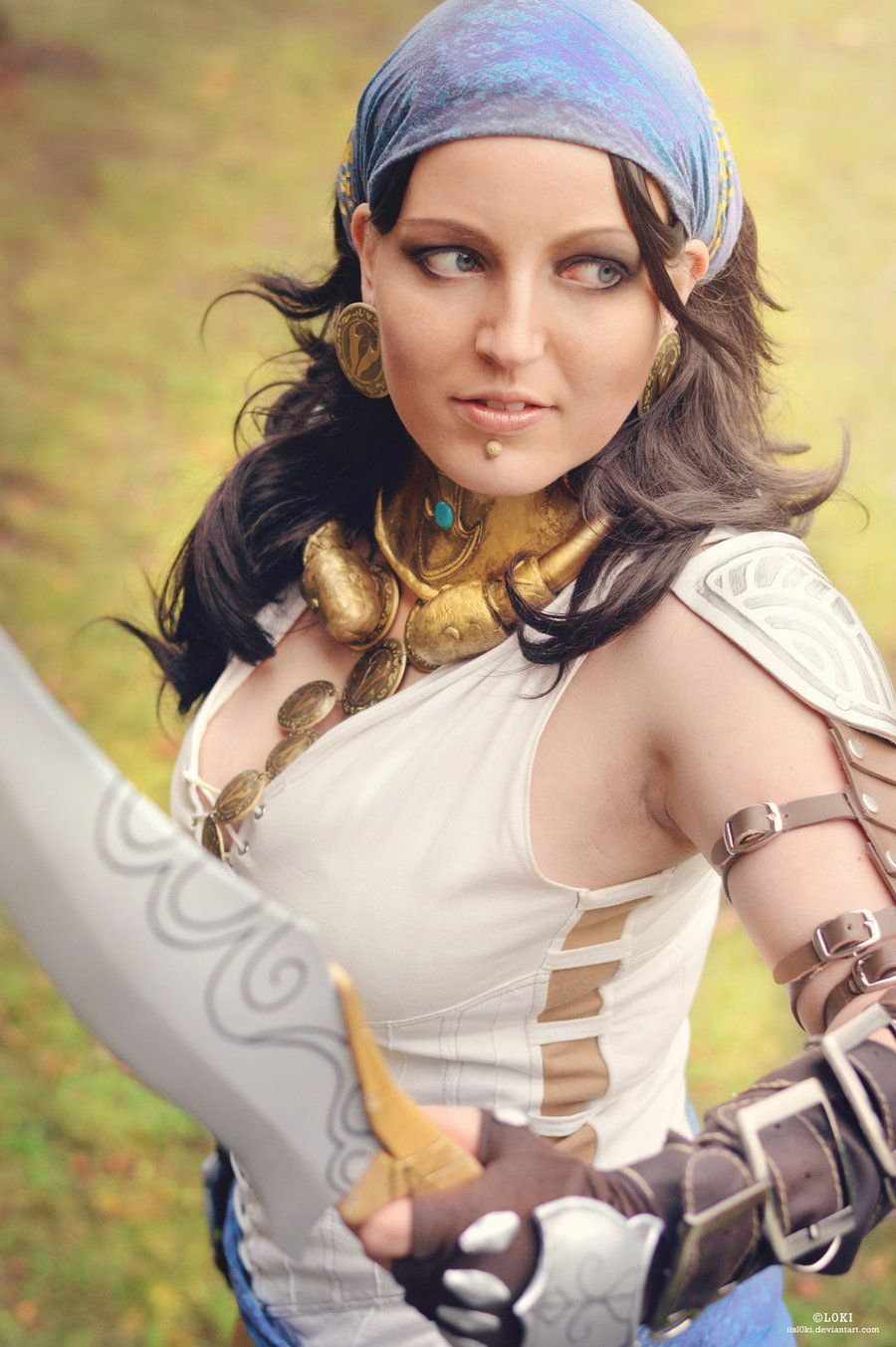 Dragon Age Isabela Cosplay Www Topsimages Com