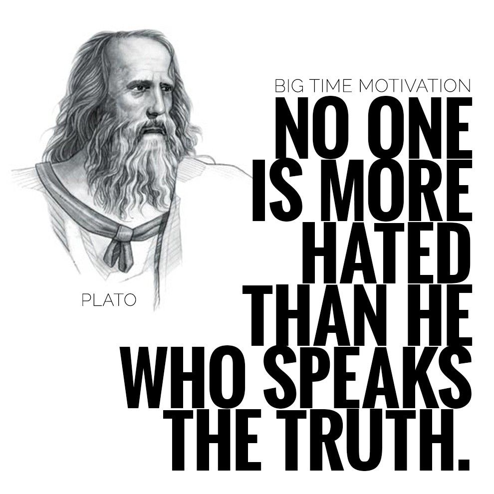 Speak the truth | Speak the truth, Great motivational ...