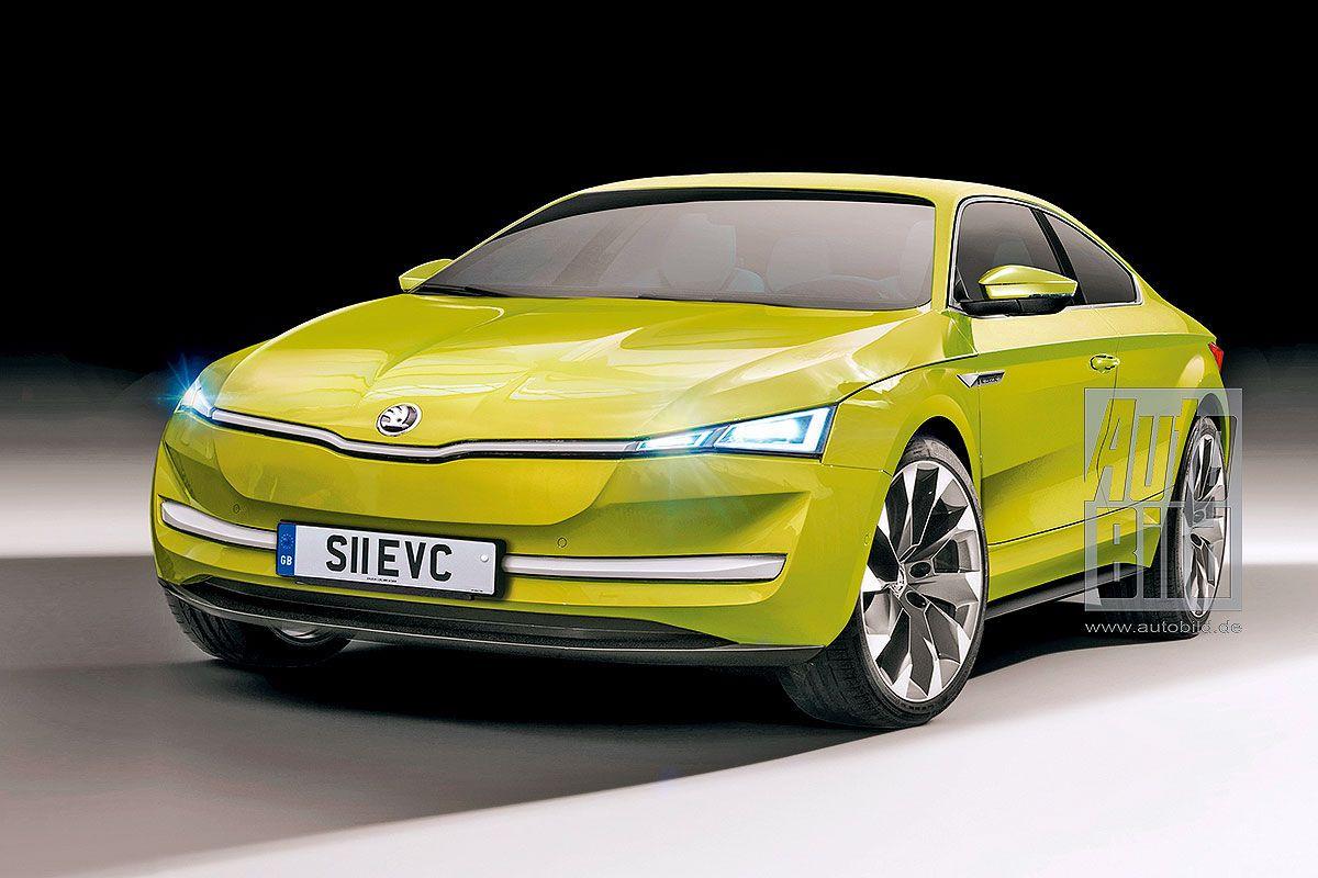 Neue E Autos 2020 Bis 2024 Skoda Autos Auto Neuheiten