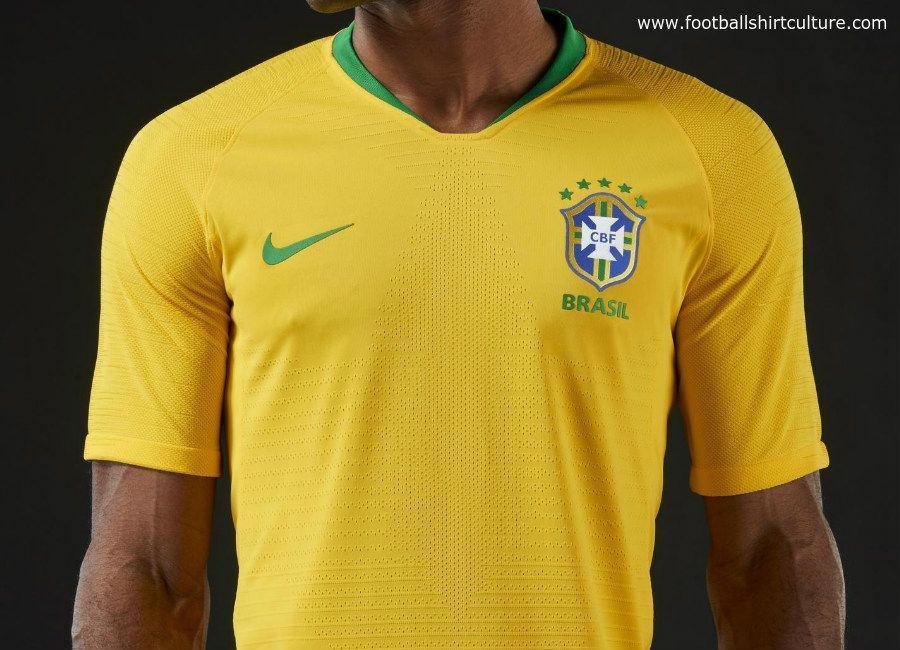 7704ce7cb  football  soccer  futbol  nikefootball  wc2018 Brazil 2018 World Cup Nike  Home