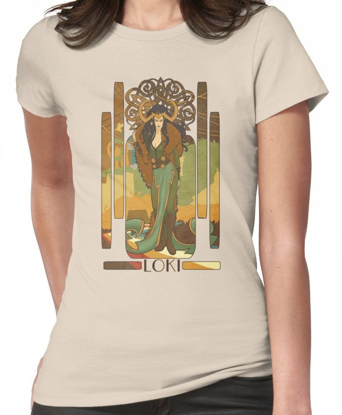 Lady Loki Women's T-Shirt