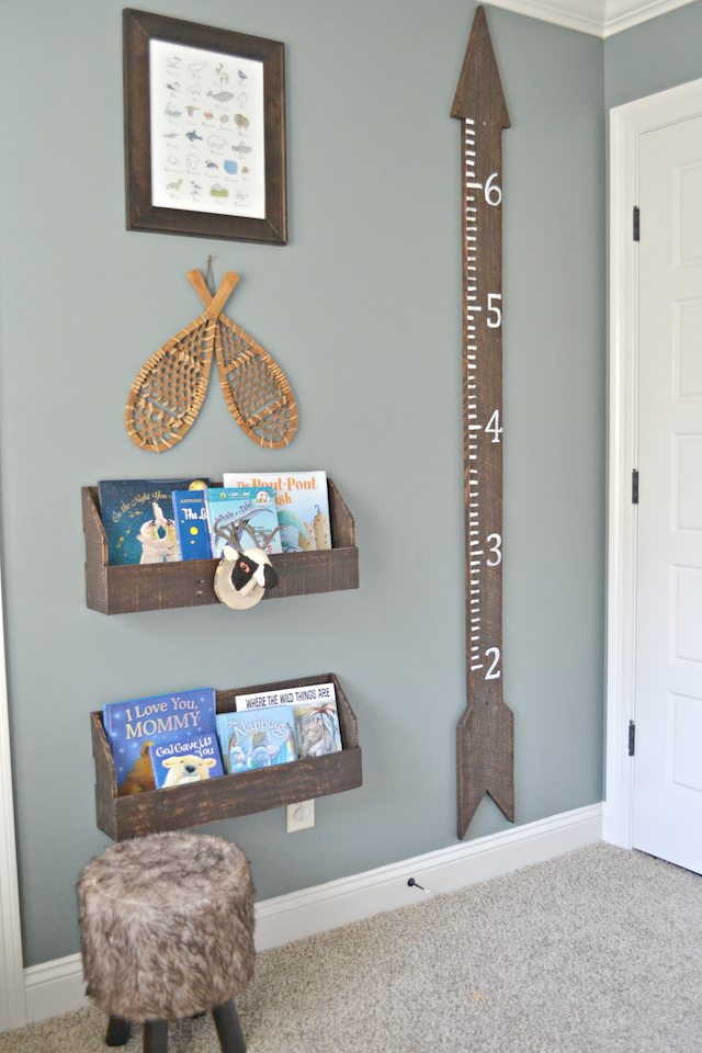 Baby Boy Room Paint Ideas: Rustic Alaska Inspired Nursery For Our Baby Boy Haines