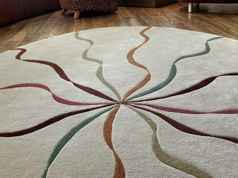 Tappeto rotondo gallery of tappeto rotondo spiral with tappeto