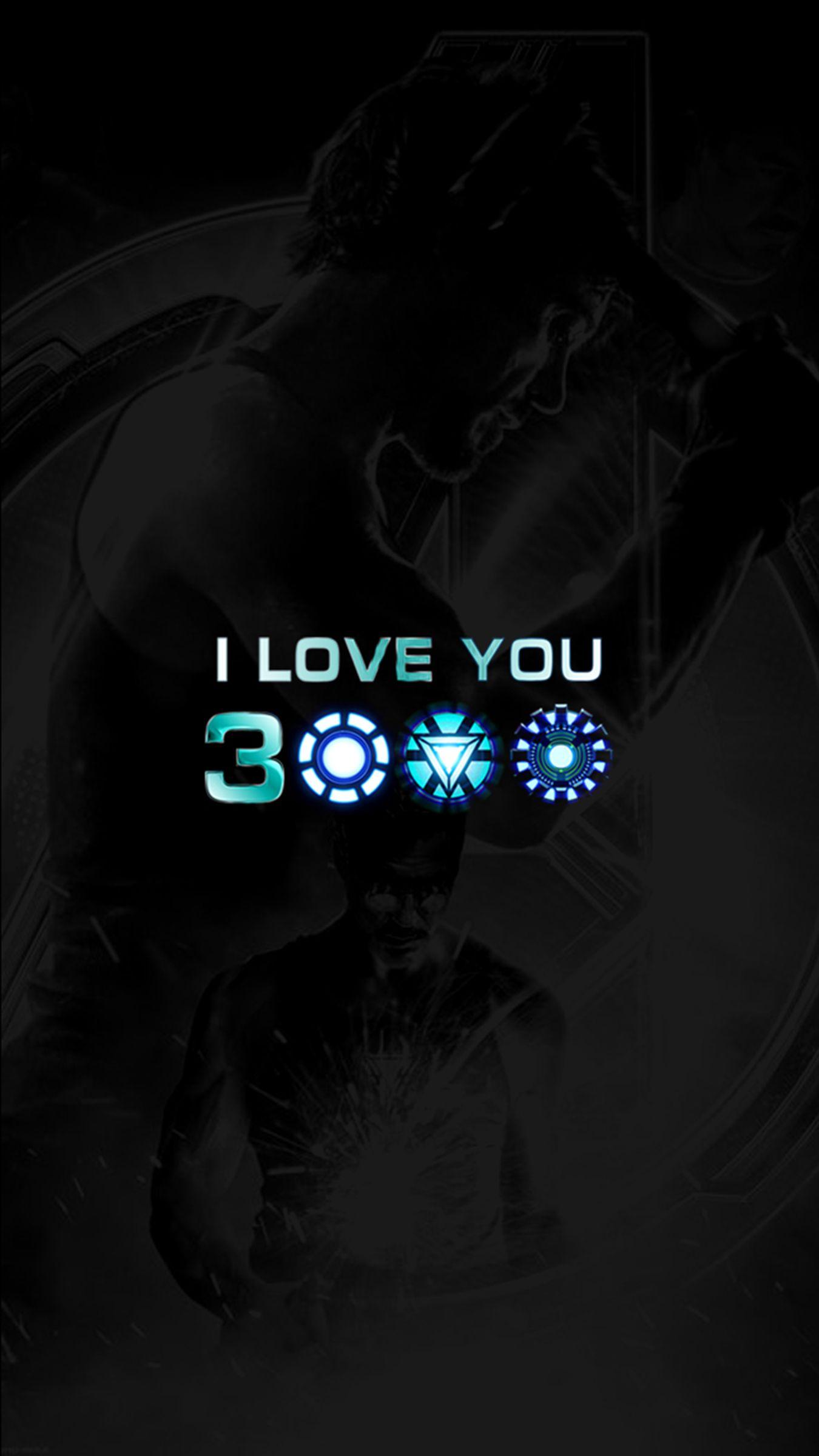 I Love You 3000 - Iron Man