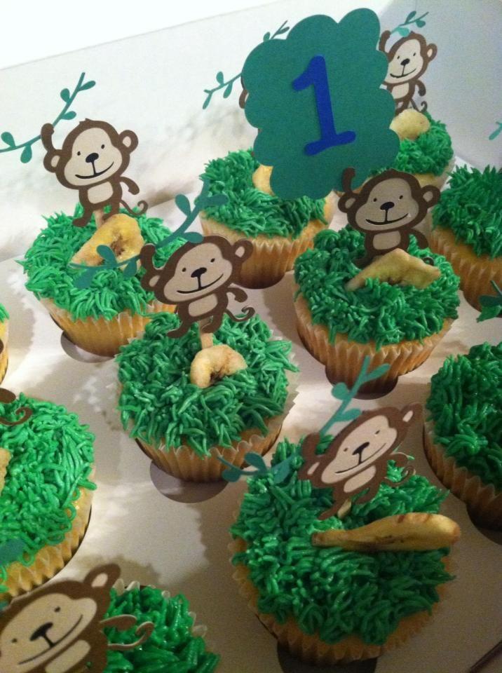 1st Birthday Monkey Banana And Zoo Themed Cricut Creations