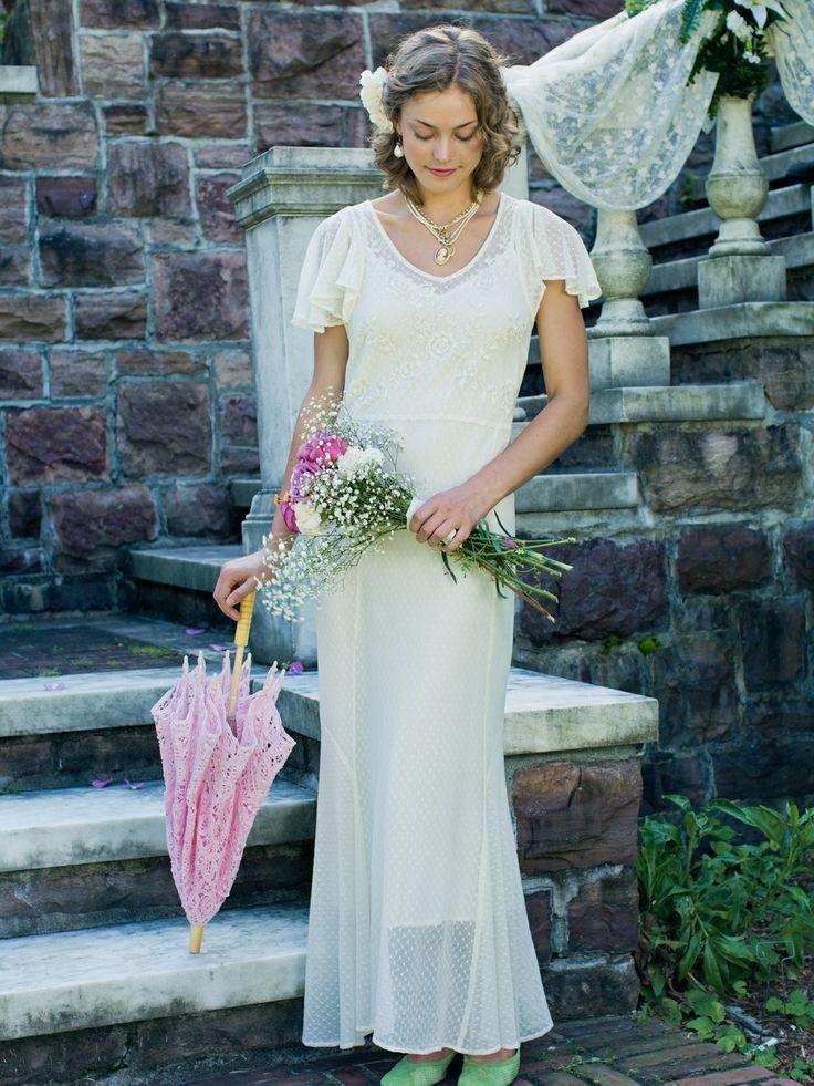 $119 Nataya Dresses,Vintage Inspired Wedding Gowns,Vintage Style ...