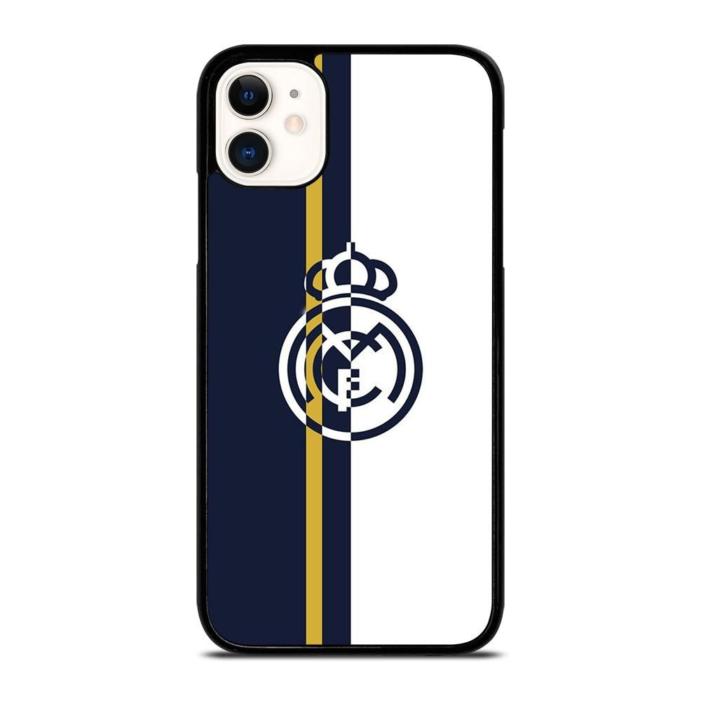 Real Madrid Cf Logo Iphone 11 Case Cover Casesummer