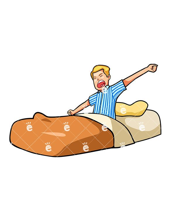 32+ Waking up clipart funny info