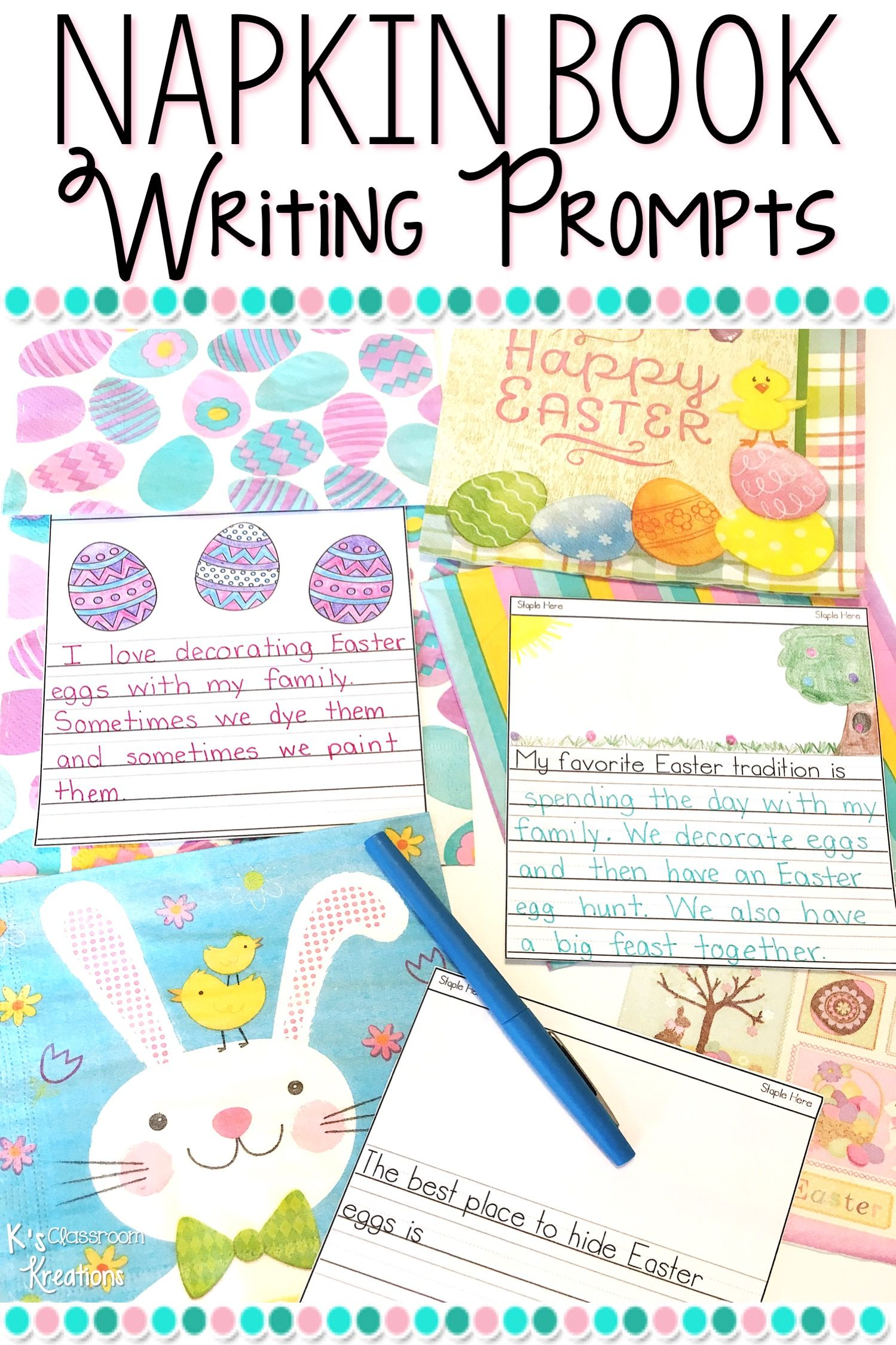Easter Writing Prompts