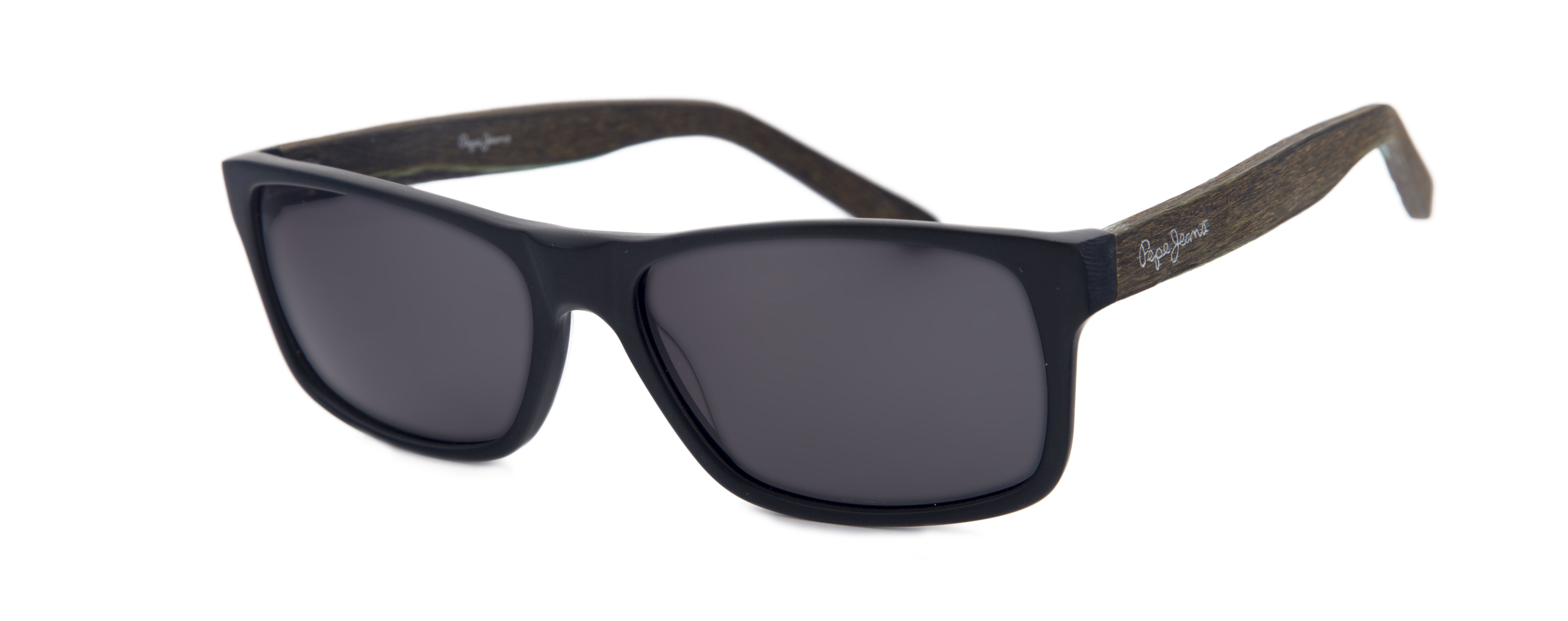 8ffb621cf3 Gafas de sol Pepe Jeans para Opticalia. Modelo para hombre en color negro.