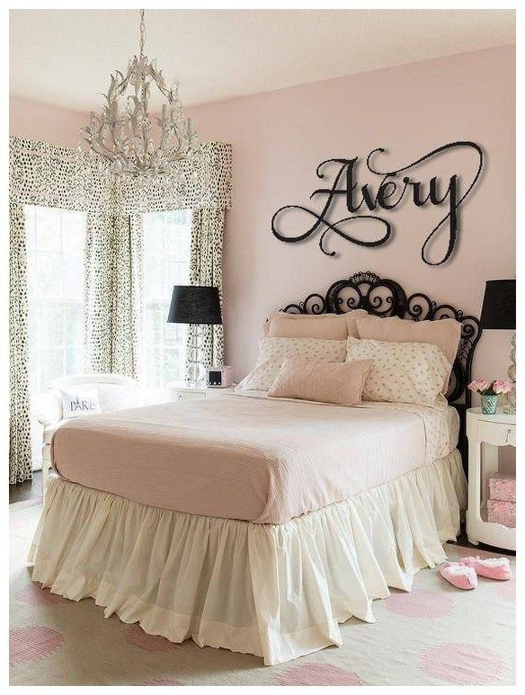 51 beautiful teenage girls bedroom designs roomideas on cute bedroom decor ideas for teen romantic bedroom decorating with light and color id=73223