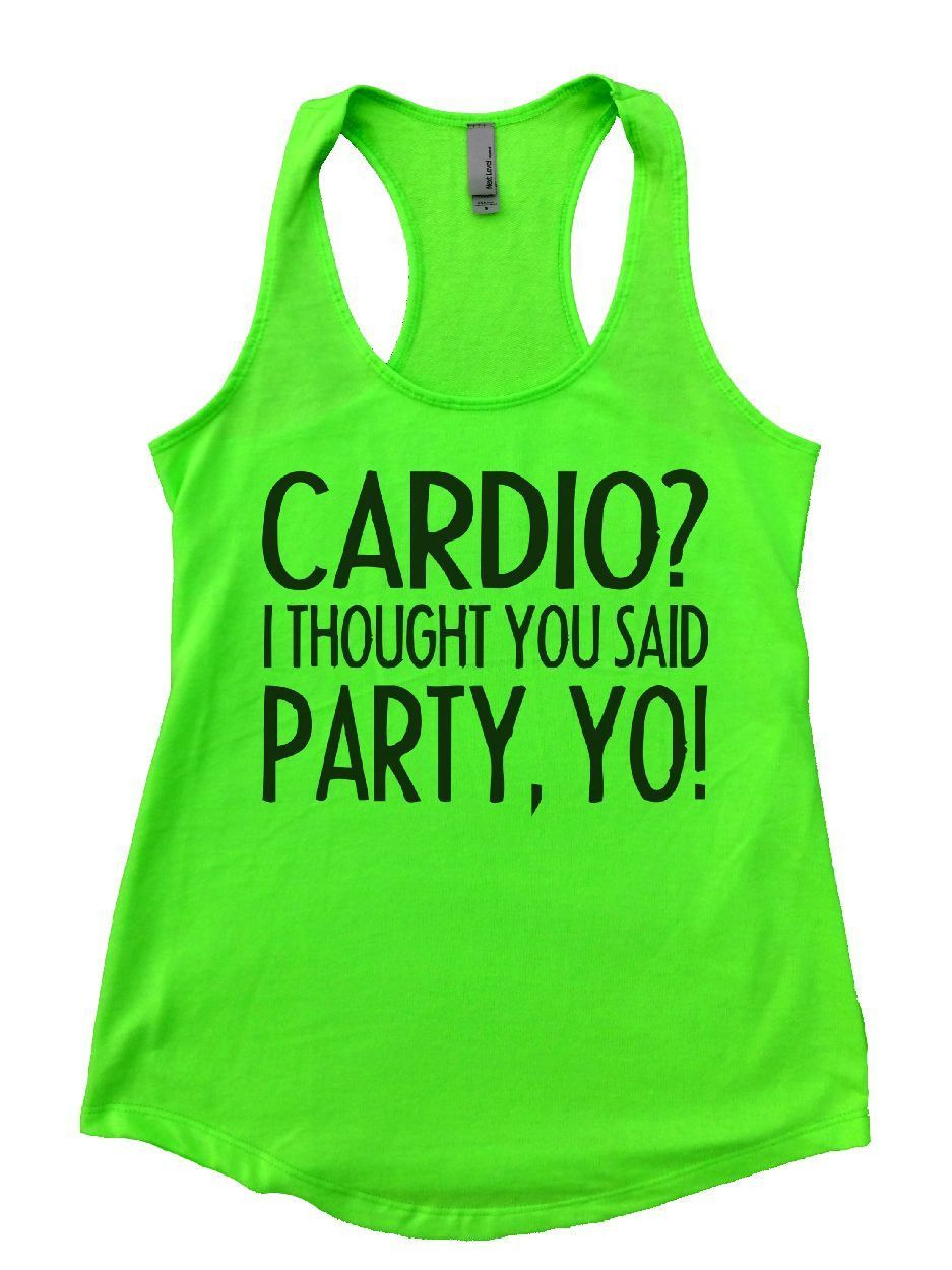 a7229bfd1ef0c CARDIO  I THOUGHT YOU SAID PARTY