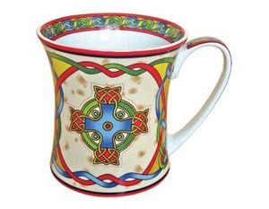 Clara Celtic Cross Mug